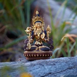 Dharma Statue