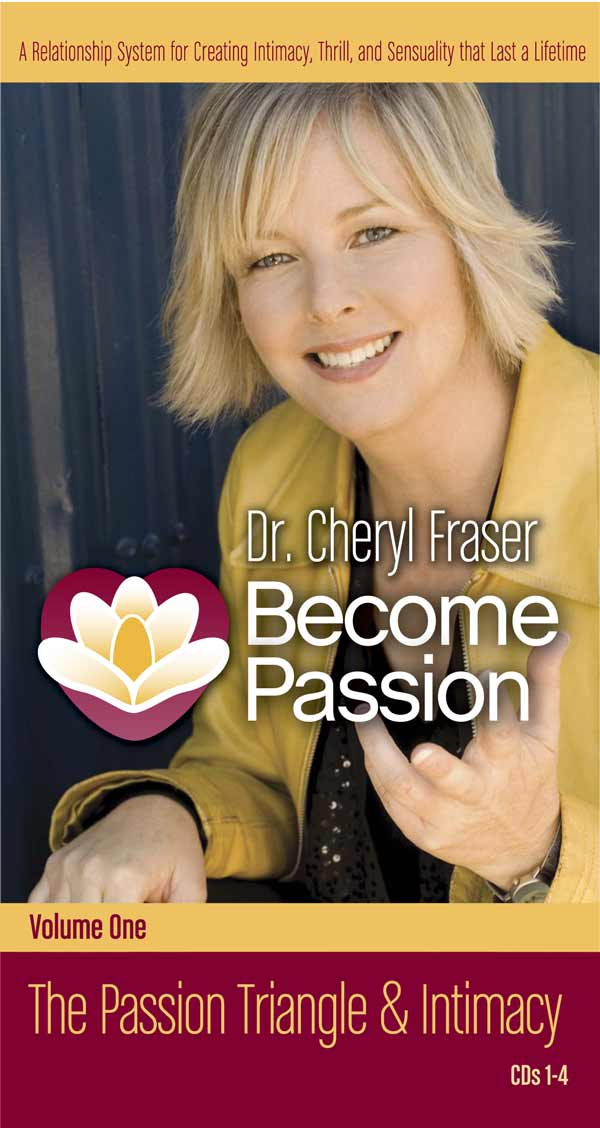 Become Passion CD Cover
