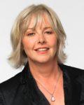 Dr. Cheryl Fraser Portrait with Black Shirt