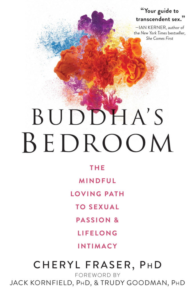 Buddha's Bedroom Book Cover Headline Image